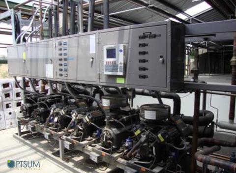 Fabricación y montaje para supermercados y plantas industriales