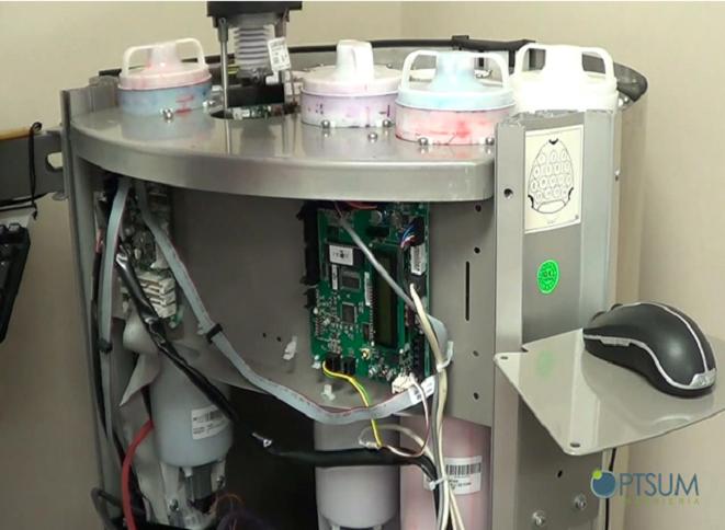 Suministro, instalación y mantenimiento sistema tintométrico